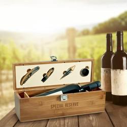 SYRAH Conjunto para vinho